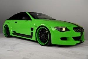 BMW M6 tunat de Prior Design