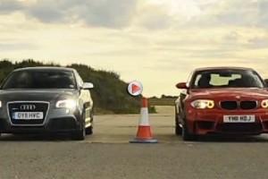 Audi RS3 Sportback vs BMW Seria 1 Coupe M