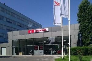 Honda Trading România anunţă începerea distribuţiei de motociclete Honda în România