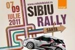 Raliul Sibiului 2011- incepe spectacolul pe macadam