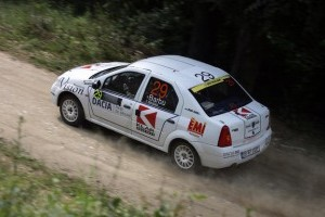 Barbu conduce in Cupa Dacia dupa prima zi a Raliului Sibiului