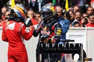 Vettel: Nu am ce sa reprosez echipei