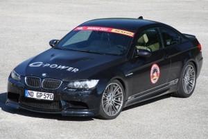 VIDEO: G-Power BMW M3 E92 SK II - 333 km/h