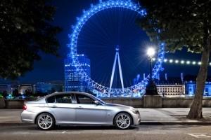 BMW creaza modelele New Performance Edition pentru a celebra sponsorizarea Jocurilor Olimpice Londra 2012.