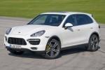 Porsche a crescut productia Cayenne
