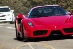 Un pusti de 14 ani a imprumutat Ferrari-ul lui taticu'