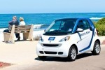 "SMART anunta prima flota  ""carsharing"",  in totalitate electrica, in USA"