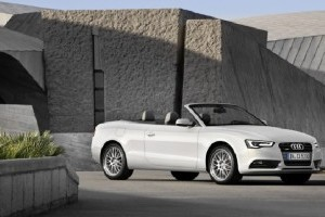 Audi facelift - coupe si convertible