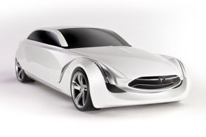 Maxim Ostapenko  proiecteaza noul Tesla Curent