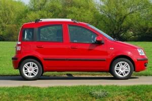 FIAT Panda a primit motoare Euro 5 in Marea Britanie