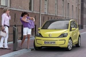 Volkswagen Up! e gata de drum
