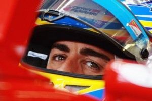 Alonso incepe in forta week-endul de cursa din Germania