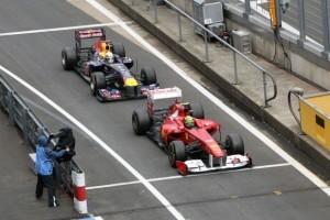 Vettel, nemultumit de evolutia din Germania