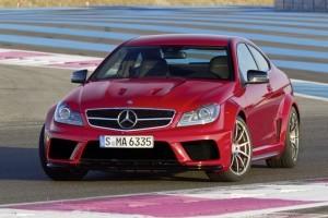 OFICIAL: Mercedes-Benz lanseaza C63 AMG Coupe Black series