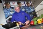 Fast food pentru curse rapide sau ce mananca pilotii