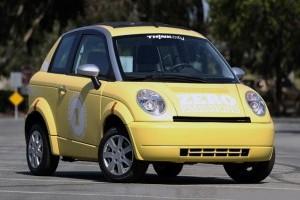 Producatorul de masini electrice THINK  salvat de la faliment
