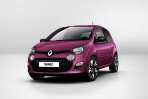 OFICIAL: Renault Twingo Facelift