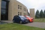 Aston Martin Cygnet vrea sa termine pe podium Eco-Rally