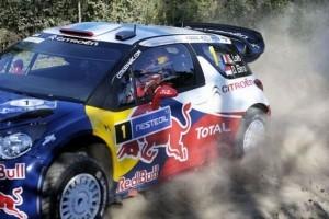 Loeb castiga Raliul Finlandei si se distanteaza in fruntea clasamentului general in WRC