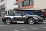 Porsche 911 Carrera spionat din nou