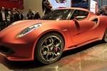 """Alfa Romeo declara ca modelul 4C va merge la Frakfurt cu un nou """"look"""""""