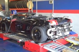 VIDEO: Heffner Twin Turbo Lamborghini Gallardo Spyder