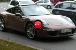 VIDEO: Noul Porsche 911 in trafic, surprins din nou