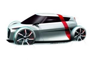 Audi Urban Concept e-Tron