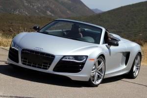 RECALL: Audi R8 Spyder are scurgeri de carburant