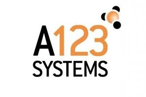 GM incheie un contract cu A123 Systems pentru baterii litiu-ion