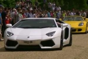 VIDEO: Wilton House Classic Rendezvous & Supercars 2011