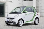 Smart ForTwo Electric Drive 2012 alearga cu 120 km/h!