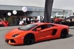 Lamborghini Aventador isi face debutul oficial in America de Nord