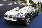 Monterey - Bugatti Veyron in aur alb