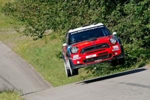 Primul podium pentru MINI WRC Team
