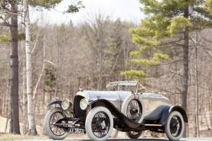 Cel mai vechi Bentley din lume a fost vandut