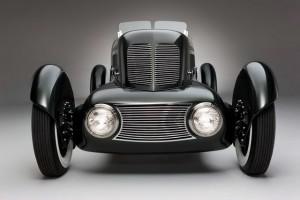 Masina lui Edsel Ford la Pebble Beach