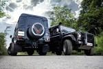 Tunerul bulgar Vilner  aranjeaza Land Rover Defender