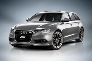 ABT Sportsline personalizeaza noul Audi A6 Avant