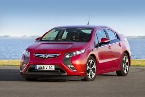 5 Stele Euro NCAP pentru Opel Ampera