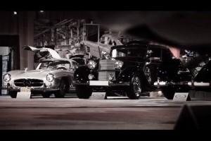 VIDEO: Mercedes-Benz la Pebble Beach