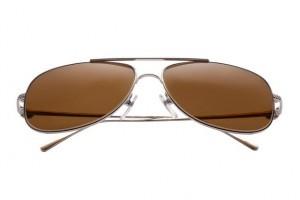 Ochelari de soare Bentley din aur masiv