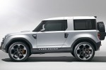 Frankfurt preview: succesorul modelului Land Rover Defender