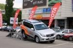 Caravana Toyota Experience - etapa II - 2011