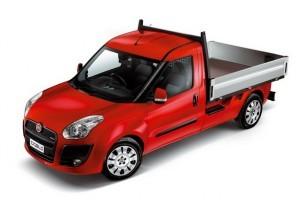 Fiat Doblo devine Work Up
