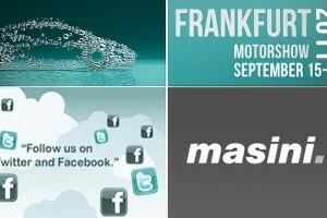 Masini.ro la Salonul Auto de la Frankfurt 2011