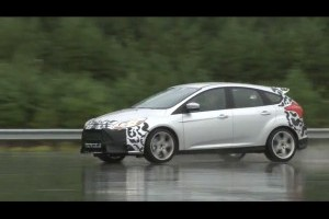 VIDEO: Ford testeaza noul Ford Focus ST