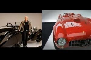 VIDEO: Colectia de masini a lui Ralph Lauren