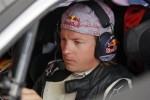 Raikkonen, exclus din clasamentul WRC