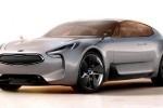 Fotografii noi cu   Kia Sedan Concept GT Sport